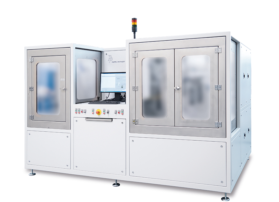 Dual test bench for pressure pulsation testing and burst testing with oils, water and gycol